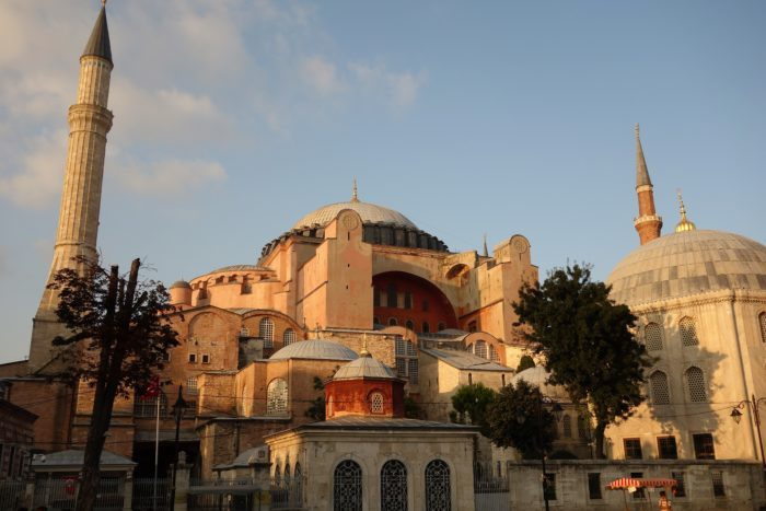 Hagia Sophia - the most recognizable building in Turkey