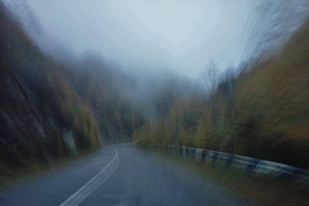 autostop w Armenii