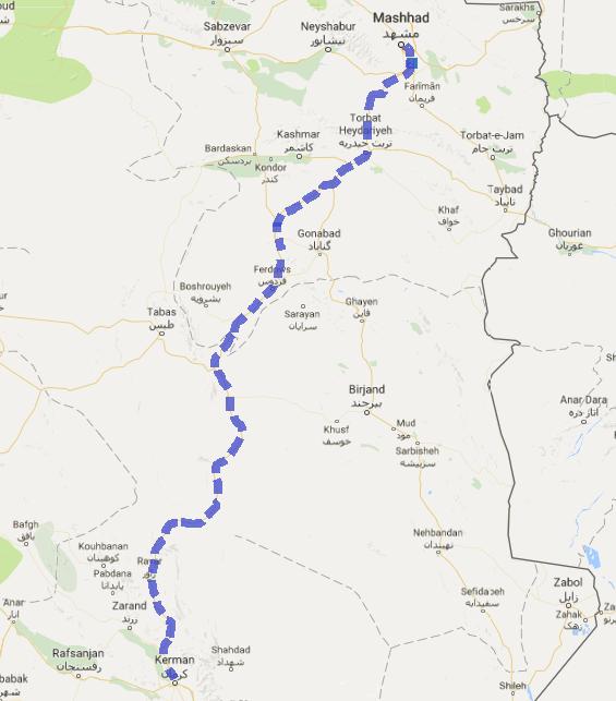 8-kerman-mashhad-908km