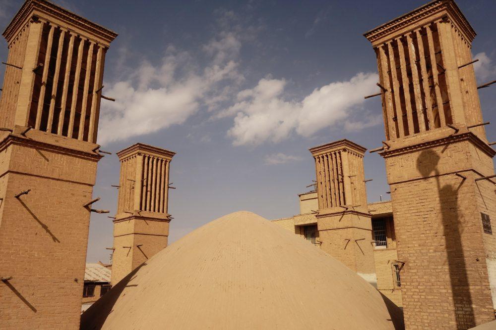 Next on itinerary: Yazd