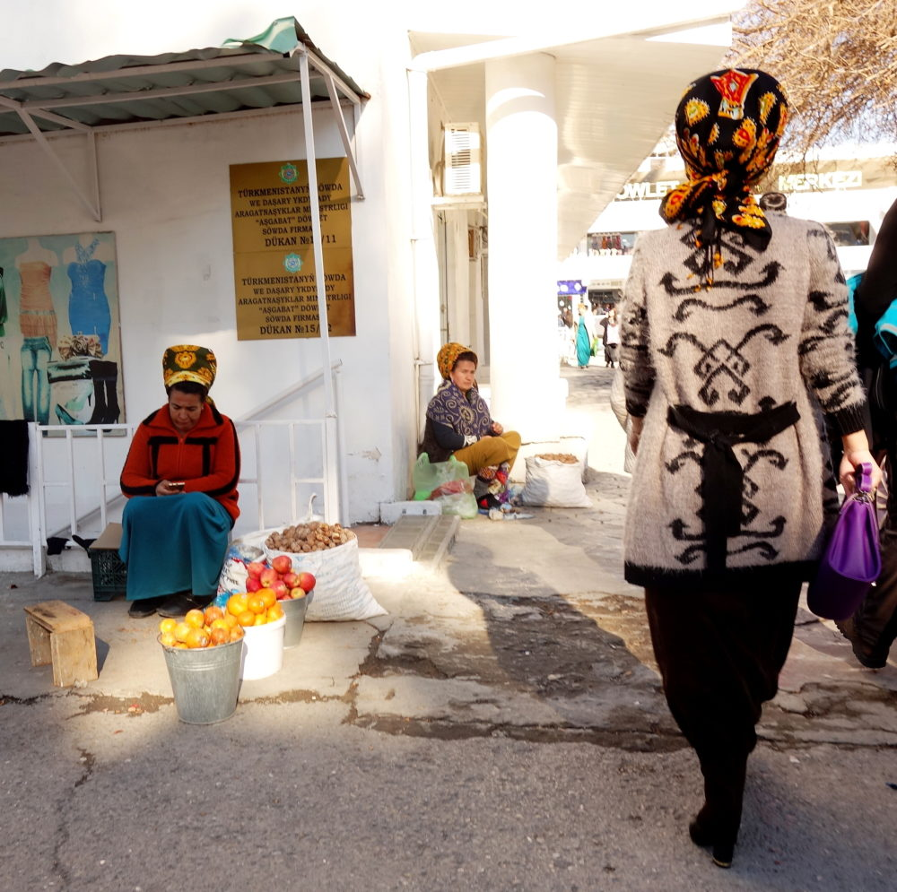 moda w turkmenistanie