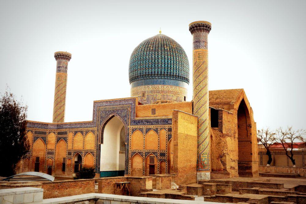 zwiedzanie Samarkandy