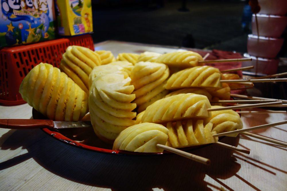 słodycze w chinach