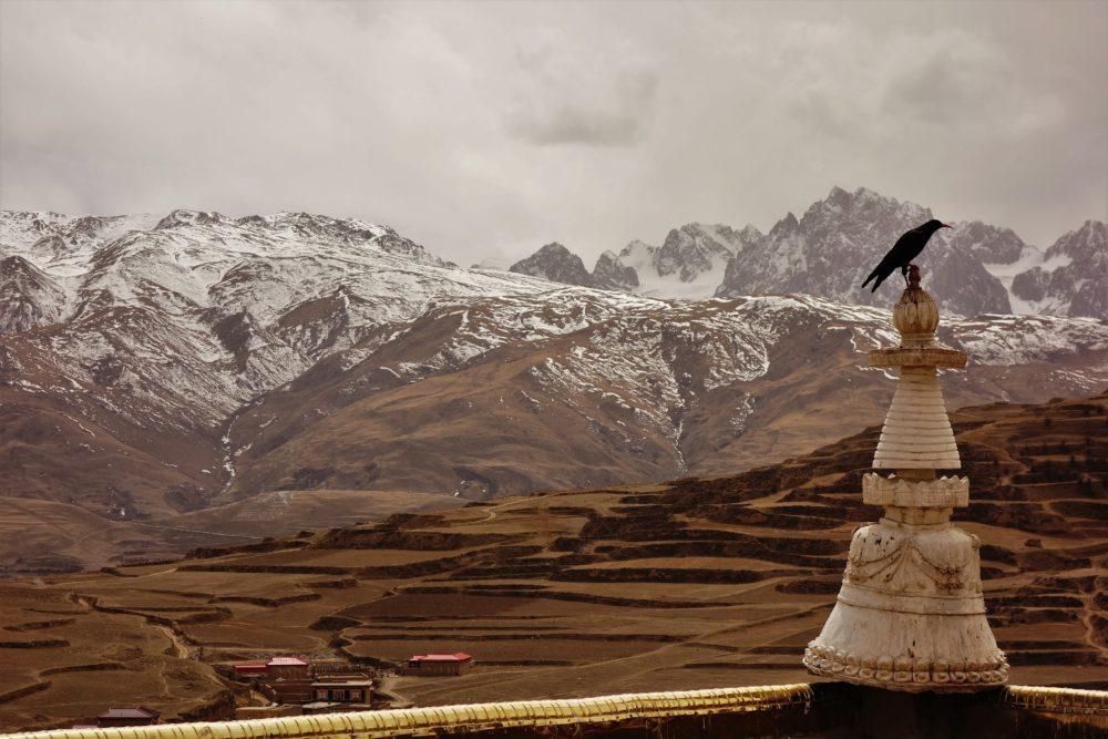 kolory Tybetu